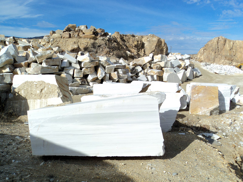 Nuestras canteras m rmoles de macael for Tipos de marmol para mesadas